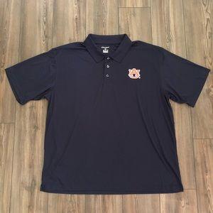 Navy Auburn Tigers Polo